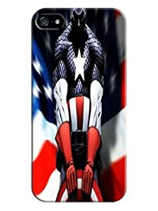 Cool Harley Quinn fashionable Unique Durable TPU Hard Protective Case Cover for iphone 5/5s