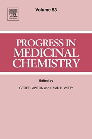 progress in medicinal chemistry 53 kindle edition by g lawton professional technical. Black Bedroom Furniture Sets. Home Design Ideas