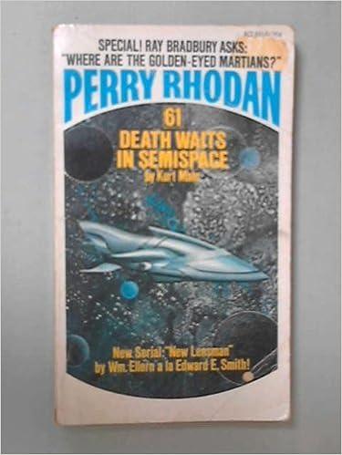 Ebook pour téléphone portable téléchargement gratuit Perry Rhodan # 61- Death Waits in Semispace B0014LC9YO in French PDF