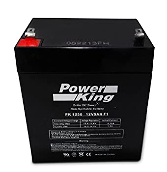 Liftmaster 8550 485LM Evercharge Back-Up System 12V 5Ah UPS Replacement Battery Beiter DC Power