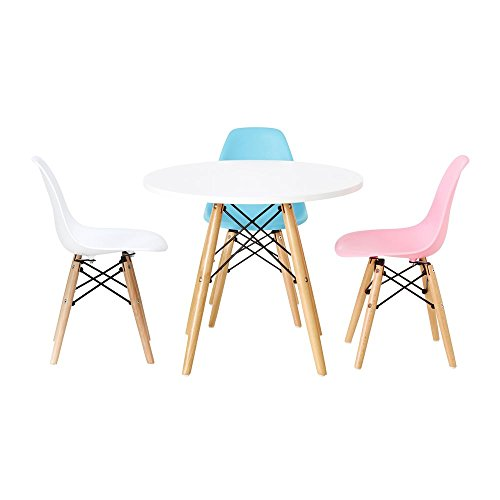 Amazon com  2xhome   Pink   Kids Size Eames Side Chair Eames Chair Pink  Seat Natural Wood Wooden Legs Eiffel Childrens Room Chairs No Arm Arms  Armless  Amazon com  2xhome   Pink   Kids Size Eames Side Chair Eames Chair  . Officeworks Chair. Home Design Ideas