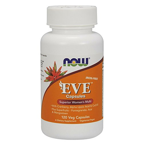 NOW Eve Women's Multiple Vitamin,120 Veg Capsules