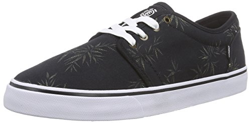 Element Darwin A, Men's Low-Top Sneakers Black (Black Nam Palm 4069)