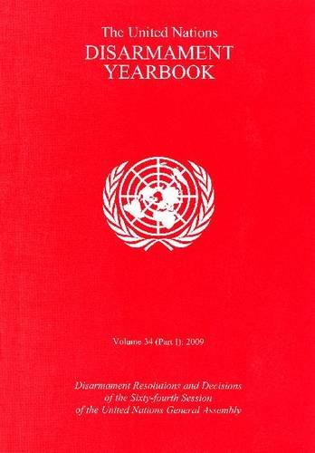 United Nations Disarmament Yearbook 2009