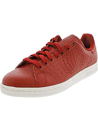 (adidas Mens Originals Stan Smith Sneaker (10 D(M) US, Reptile Red))