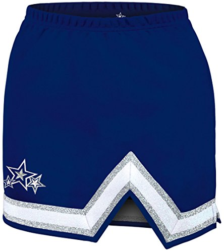 Cheerleader Girls For Outfit (Extension Skirt Navy Youth)