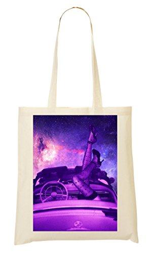 Shape Galaxy Stars Classic De Night Bolso Collection La Swag Sky Simple De Space Car Stockings Compra Bolsa Mano Chick FFPqxzBS