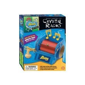 Poof-Slinky 02012 Crystal Radio