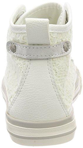 Baskets 507 Blanc Mustang Hautes Femme 1 Weiß Weiß 1 1146 OwxxqP56WB