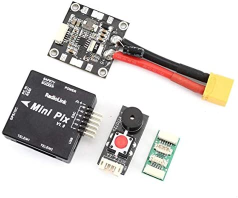 Kongqiabona Radiolink Mini PIX MPU6500 - Controlador de Vuelo con ...