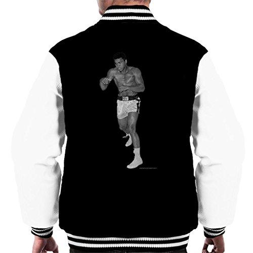 Muhammad Ali Training to Fight Henry Cooper 1966 Men's Varsity Jacket