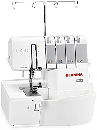 Overlock L 450 Bernina.: Amazon.es: Hogar