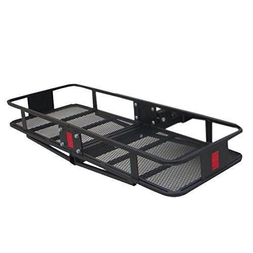Erickson 07495 Load Securing Equipment (Best Rated Hitch Cargo Carrier)