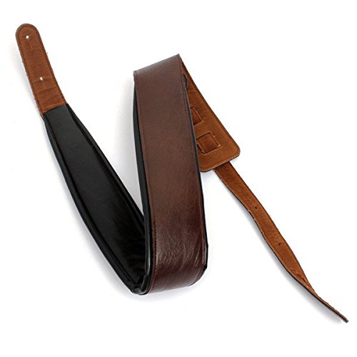 Acoustic Electric Guitar PU Leather Strap (Electric 401 Guitar)