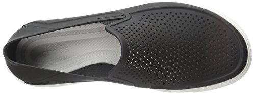 White Baskets Noir Homme Citilnrokaslp Crocs Black a8xvxB