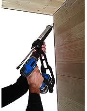 tivoly 1110520001 t-gun patronpistol justerbar till sladdlösa skruvdragare och borrmaskiner