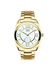 ESQ Movado Women's 07101458 Origin Analog Display Swiss Quartz Gold Watch