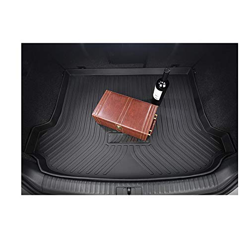 yingde 1pcs Car Boot Mat Car Cargo Mat Auto Floor Mats Trunk Cargo LinerRear Cargo Tray Trunk Floor Mat Anti Skid Trunk Floor Mat for Porsche Cayenne 2018 2019