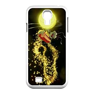 Samsung Galaxy S4 9500 Cell Phone Case White Disney The Princess and the Frog Character Cousin Randy afyn