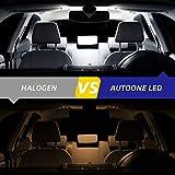 AUTOONE 194 LED Bulb Interior Car Lights 168 2825