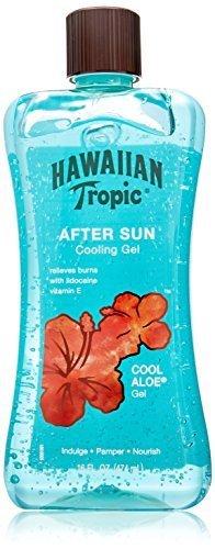 Hawaiian Tropic Cool Aloe After Sun Burn I.C.E. Gel, 16-Fluid Once Bottle by Hawaiian Tropic