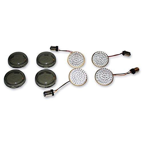 Custom Dynamics GEN-KITBCM-2 LED Turn Signal Kit (for 2011-2016 H-D Softail, 2012-2016 FXD, 2014-2016 XL and 2012-2016 FLHX/FLTRX Modelswith Bullet Turn Signals) Hd Softail Custom