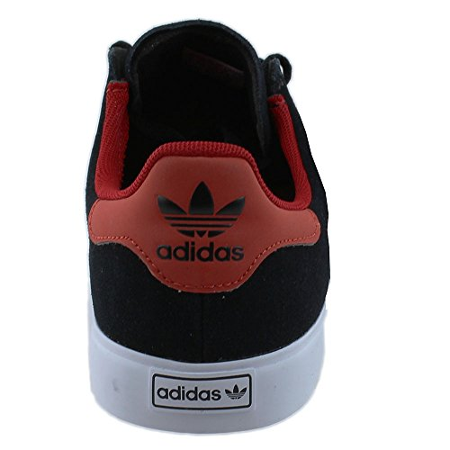 Court Core Adidas Men's Originals core Black scarlet Black Suede Seeley q1qCtU7
