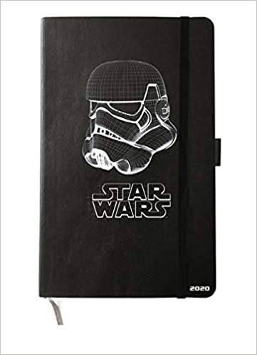 Star Wars Kombitimer mittel Kalender 2020
