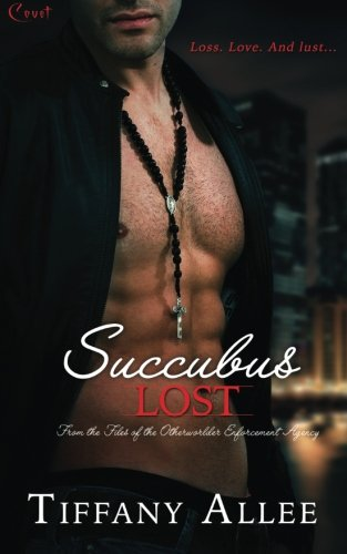 book cover of Succubus Lost