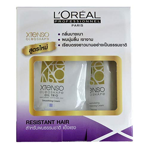 L'OREAL X-tenso Straightener Cream For Natural Resistant Hair
