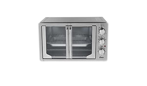 Amazon.com: Oster TSSTTVFDXL French Door Oven with Convection by Oster: Home & Kitchen