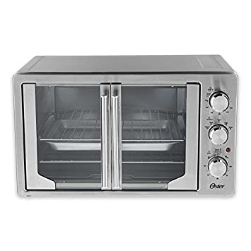 Oster TSSTTVFDXL French Door Oven with Convection by Oster