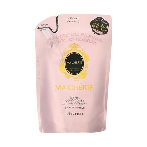 Ma Cherie Shiseido Hair Care Conditioner Air Feel Conditioner Refill 380Ml by Ma Cherie