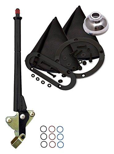 American Shifter 413390 4L60 Shifter 12 E Brake Trim Kit for D9320
