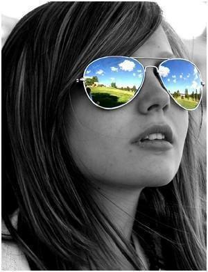 be50a12ab8459f Lunettes de soleil Aviateur - Pilote - Fbi - Monture argent - Verre effet  miroir - Fashion tendance  Amazon.fr  Vêtements et accessoires