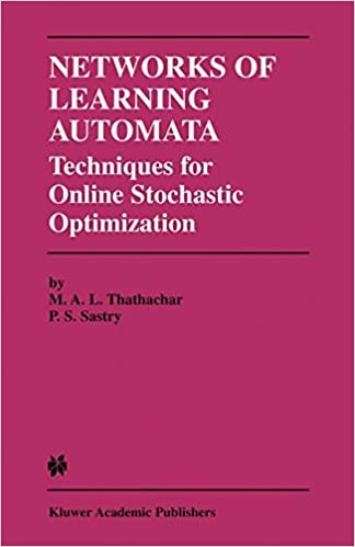 Networks of Learning Automata: Techniques for Online