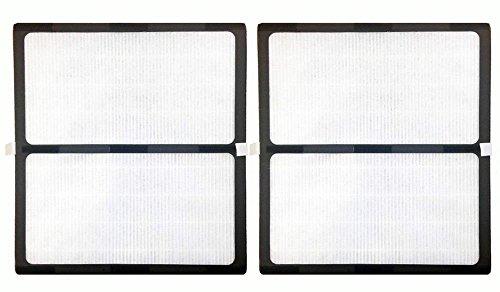 Vacuum Parts & Accessories 2 Idylis D HEPA Air Purifier Filters Fits IAP-10-280 Model # IAF-H-100D