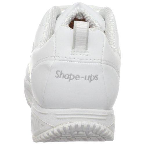 Skechers For Arbeid Kvinners Form Ups 76455 X Bære Sr-register Sneaker Hvit