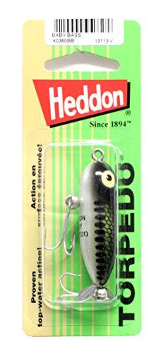 Heddon Tiny Torpedo (Baby Bass, 1 ()