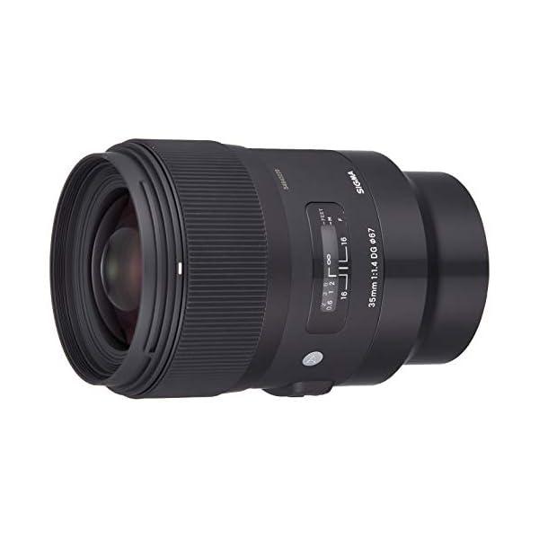 RetinaPix Sigma 35mm f/1.4 DG HSM Art Lens for Sony E-Mount Cameras