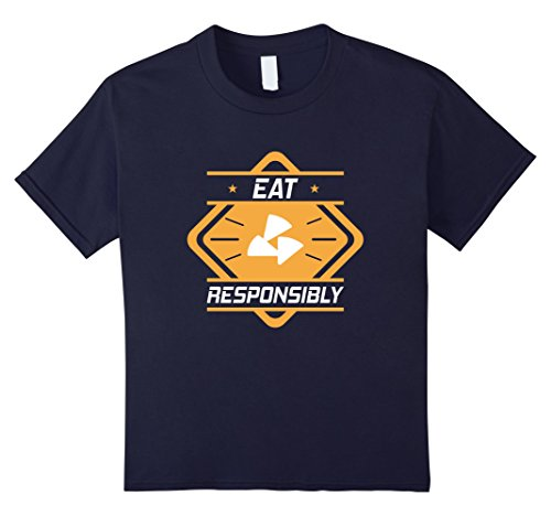 Kids Eat Nachos Responsibly Junk Food Addict T-Shirt 12 - Food Addict Junk