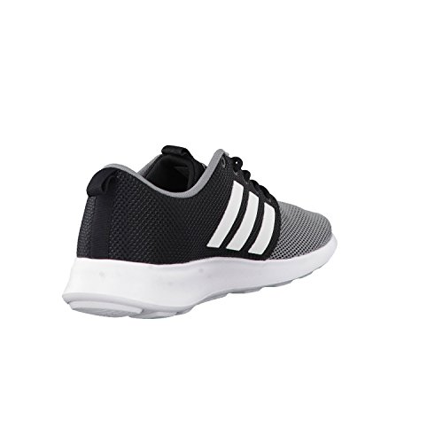 Pour Homme gris Adidas Cloudfoam Noir De Course Racer Swift Chaussures xZYCwpq