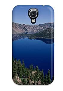 New Style 7438660K67781681 For Crater Lake Oregon Protective Case Cover Skin/galaxy S4 Case Cover