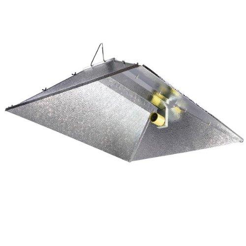 "Indoor Grow Light Reflector Hood - Fits HPS and Mh - 35x29"" Xl"