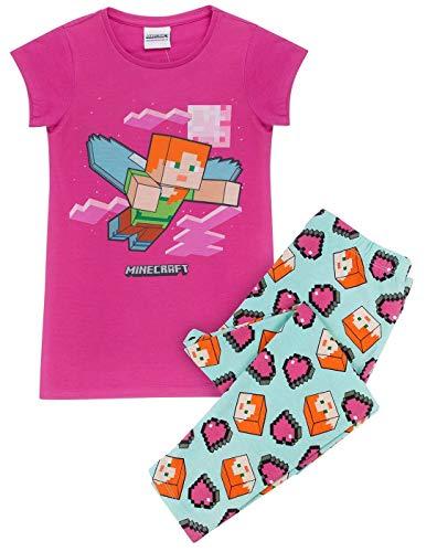 Minecraft Alex Girl's Pyjamas (10 Years)]()