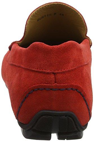 Red Dustin Hombre Mocasines Steptronics 042 para Rojo wqpgOxFX