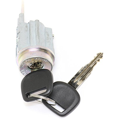 Pickup Key (Ignition Lock Cylinder for TOYOTA PICKUP/4RUNNER 89-95 with 2 Keys Steering Column Mounting Location)