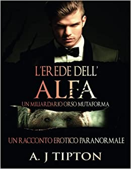 Book L'Erede dell'Alpha