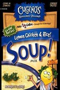 Cuginos Mix Soup Lemn Chickn Rice
