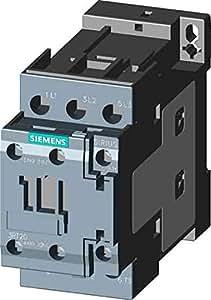 Siemens - Contactor ac3 4kw 1nc 0,7-1,25 diodo s00 tornillo